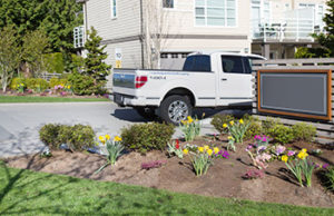 Landscape Maintenance - Garden installation in South Surrey